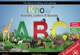 iKnowABC Animals, Letters and Sounds EBook