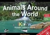 Animals Around the World EBook by iKnow