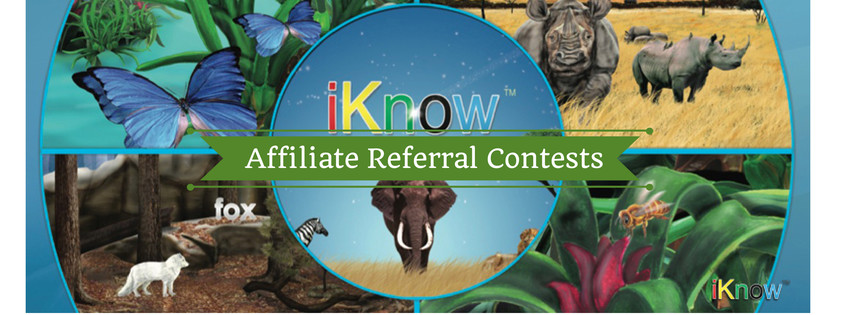 Affiliate Referral Contests
