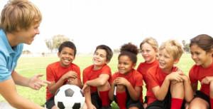 Teaching Children Through Sports