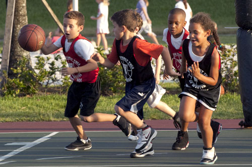 Teaching Children Through Sports