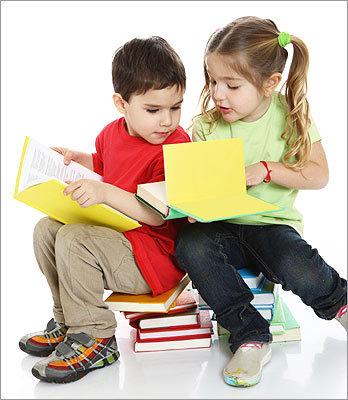 Celebrate National Young Readers Week