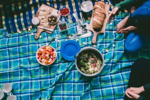 Picnics are fun activities for kids