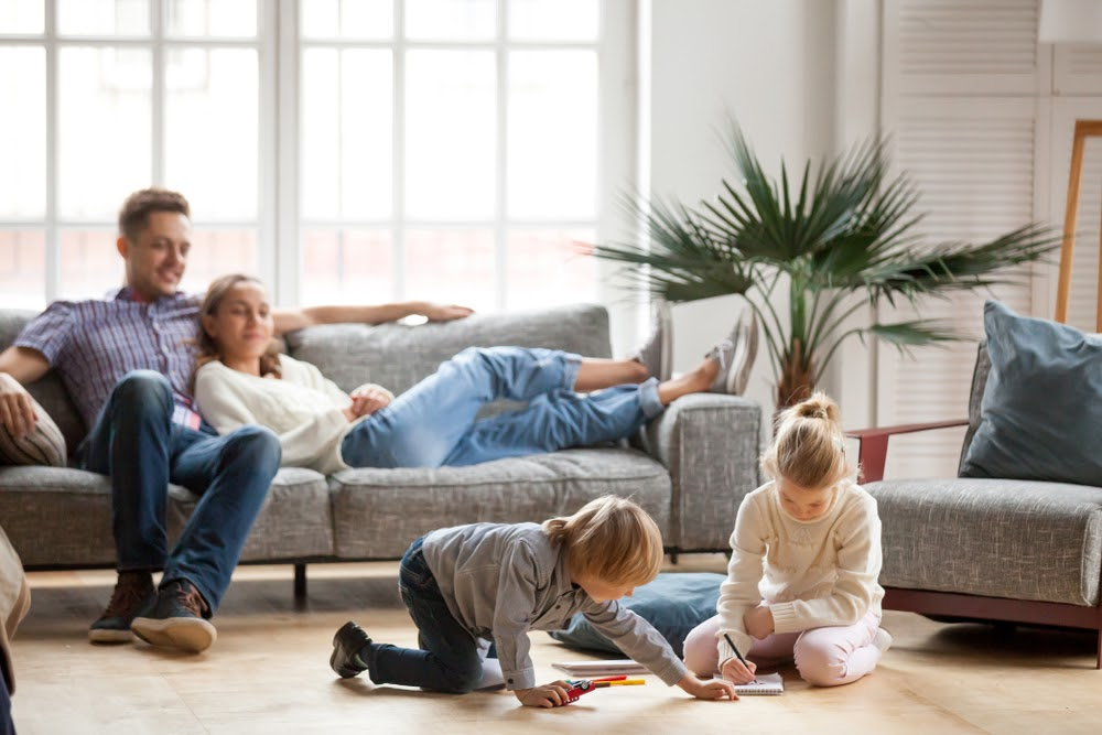 put family first while homeschooling your kids